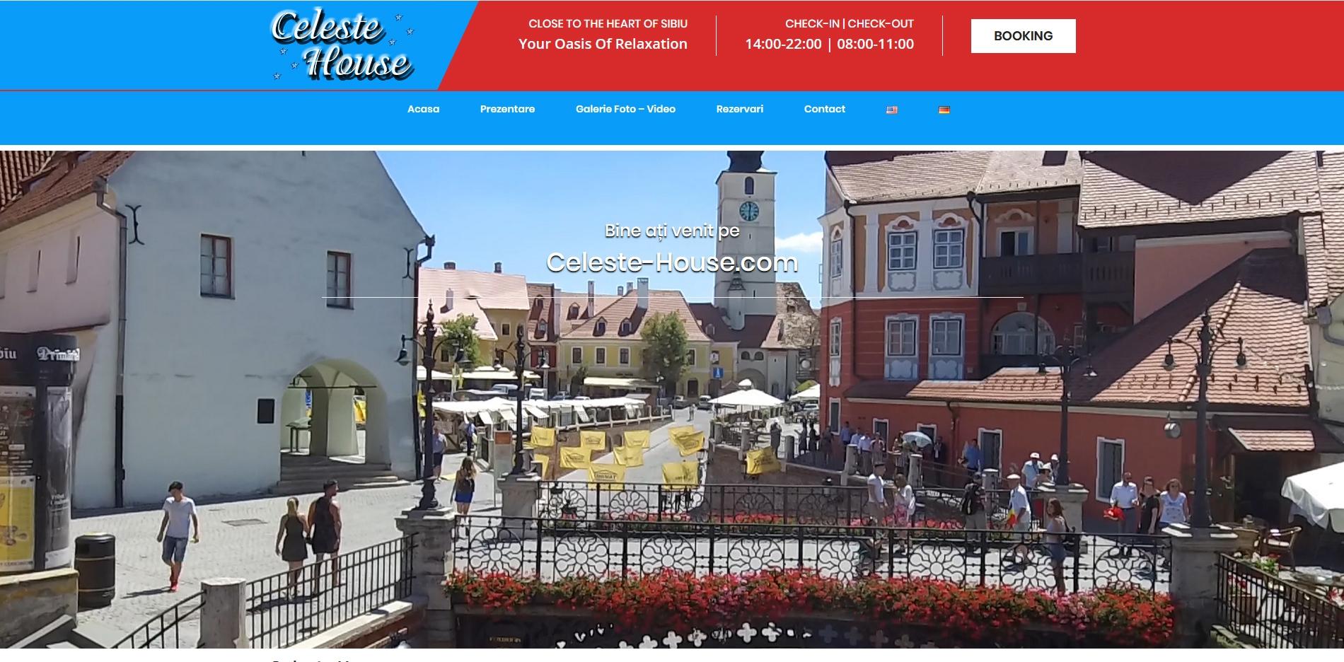 Celeste-House.com