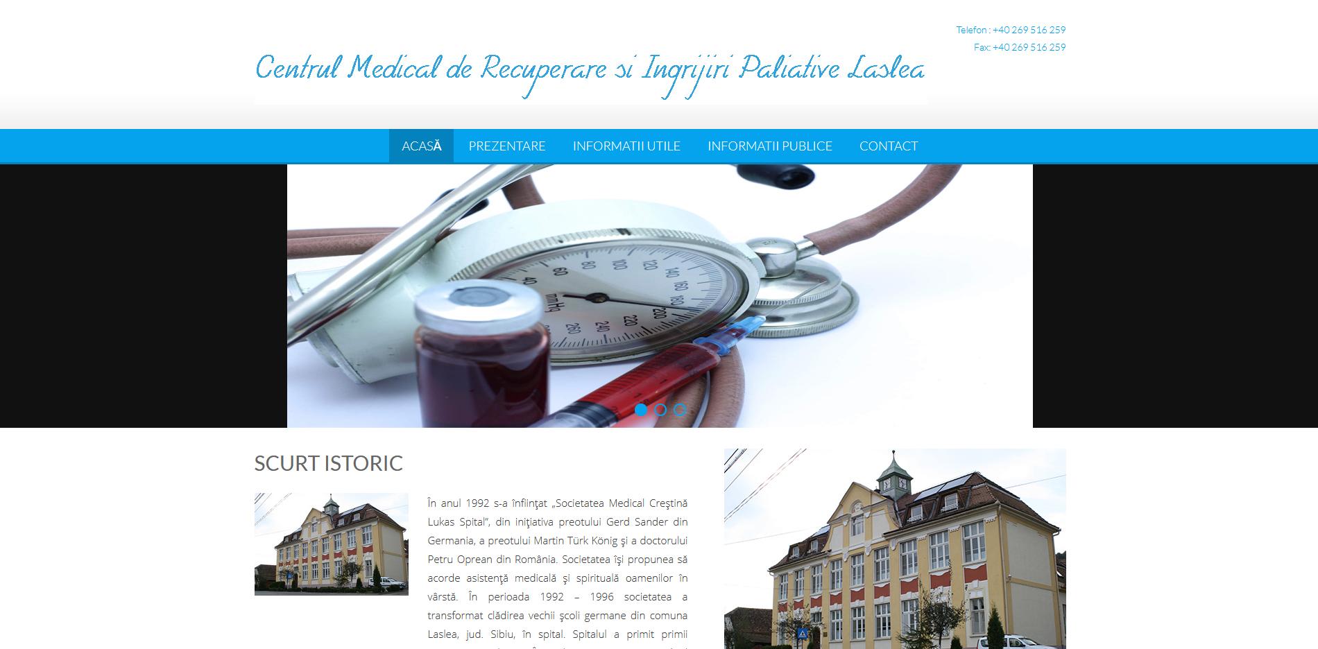 LukasSpitalLaslea.net